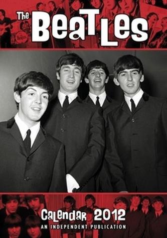 Beatles 2012 - nástěnný kalendář