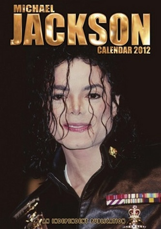 Michael Jackson 2012 - nástěnný kalendář