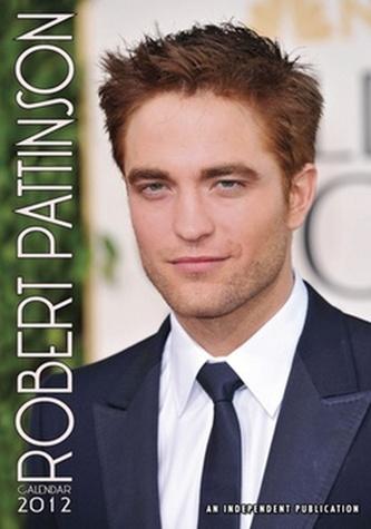 Robert Pattinson 2012 - nástěnný kalendář