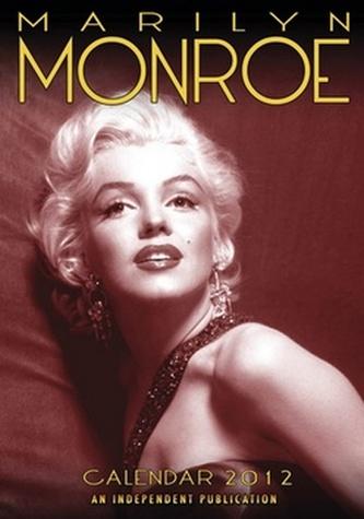 Marilyn Monroe 2012 - nástěnný kalendář