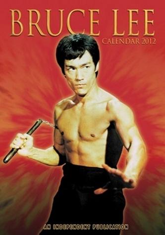 Bruce Lee 2012 - nástěnný kalendář
