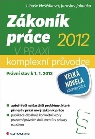 Zákoník práce 2012 v praxi