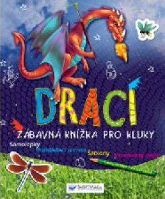 Draci Zábavná knížka pro kluky