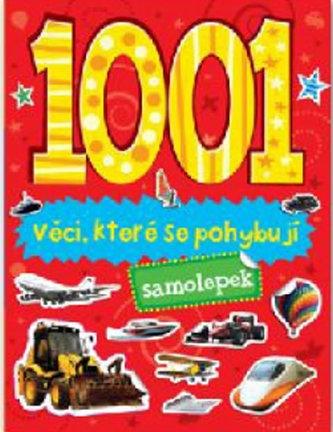 1001 věcí, které se pohybují