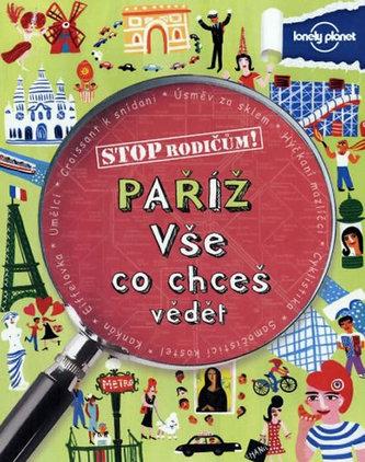 Paříž Vše co chceš vědět