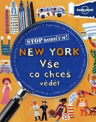 New York Vše co chceš vědět