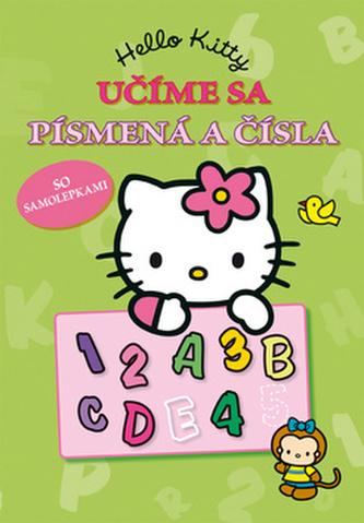 Hello Kitty Učíme sa písmená a čísla