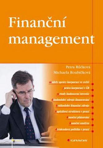 Finanční management - Petra Růčková
