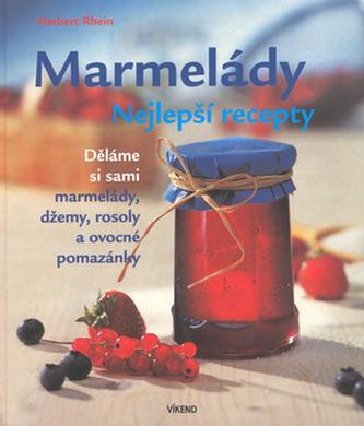 Marmelády Nejlepší recepty