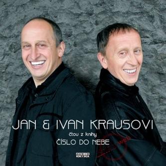 Krausovi čtou: Číslo do nebe - CD - Ivan Kraus