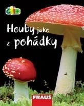 Čti+ Houby jako z pohádky