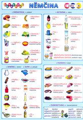 Obrázková němčina 5 - Jídlo