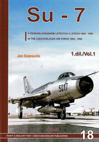 Su-7 v československém letectvu v letech 1964-1990 - 1.díl