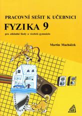 Pracovní sešit k učebnici Fyzika 9 pro základní školy a víceletá gmynázia