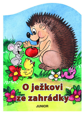 O ježkovi ze zahrádky