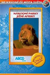 Národní parky Jižní Afriky - Nejkrásnější místa světa - DVD