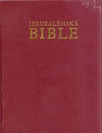 Jeruzalémská Bible (červená)