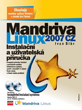 Mandriva Linux 2007 CZ - Podrobná instalační a uživatelská příručka