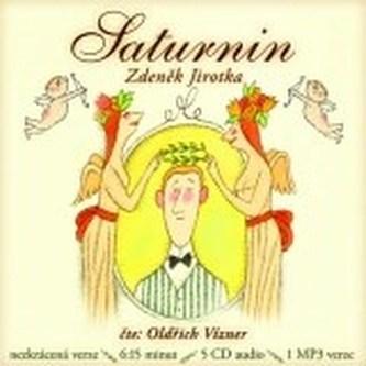 Saturnin - 5CD + 1x MP3