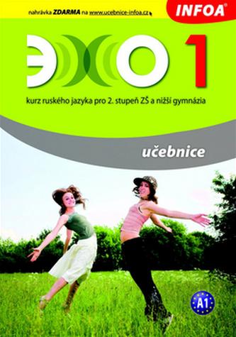Echo 1 - učebnice - Beata Gawęcka-Ajchel