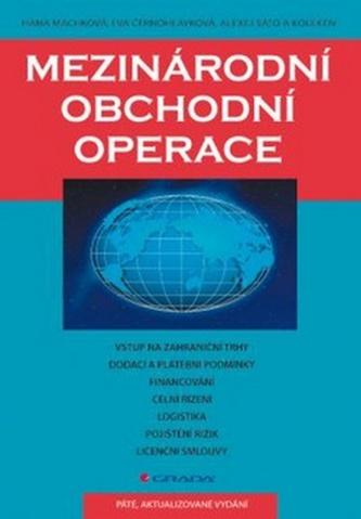 Mezinárodní obchodní operace