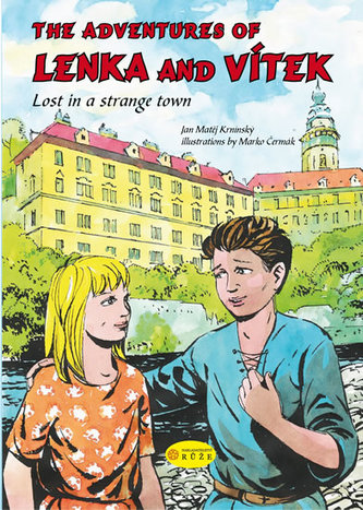 The Adventures of Lenka and Vítek - Lost in a strange town