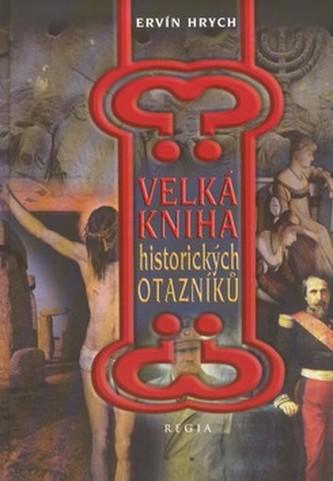Velká kniha historických otazníků