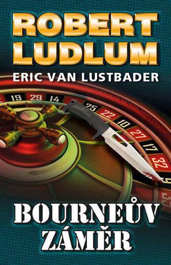 Bourneův záměr - Robert Ludlum