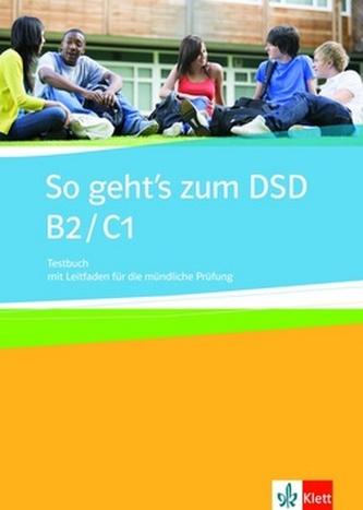 So geht´s zum DSD - Testbuch