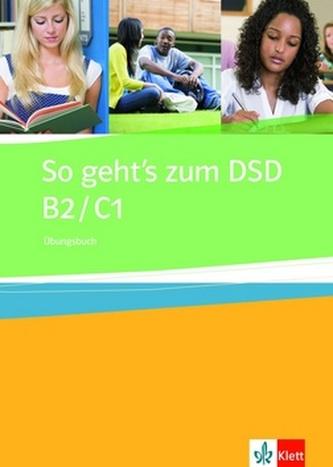 So geht´s zum DSD - Ubungsbuch