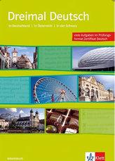 Dreimal Deutsch NEU - PS + CD