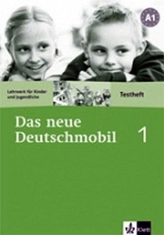 Das neue Deutschmobil 1 - sešit s testy - Douvitsas-Gamst J. a kolektiv