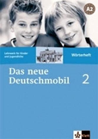 Das neue Deutschmobil 2 - slovníče - Douvitsas-Gamst J. a kolektiv