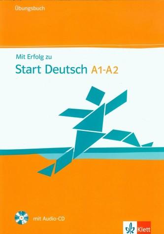 Mit Erfolg zu Start Deutschk - cvičebnice + CD