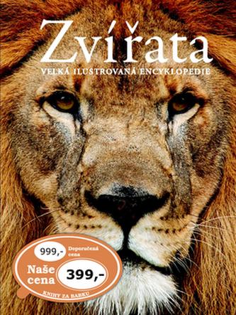Zvířata - Velká ilustrovaná encyklopedie