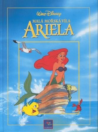 Ariel malá mořská víla