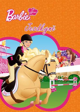 Barbie - Jezdkyně