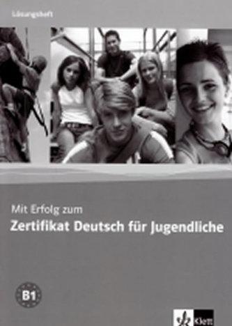 Mit Erfolg zum ZD. f. Jugendliche Loesungsheft