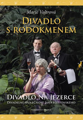 Divadlo srodokmenem - Jan  Hrušínský