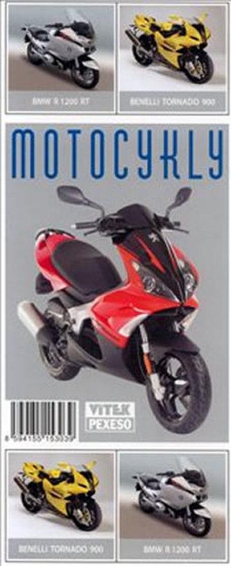 Motocykly - pexeso