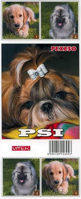 Psi - pexeso