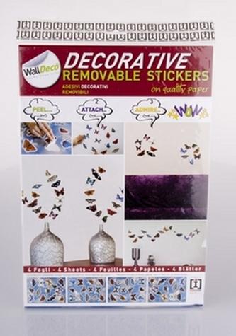 Nástěnná samolepící dekorace - Motýli