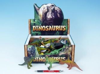 Dinosaurus 12-14cm 6druhů 36ks v DBX