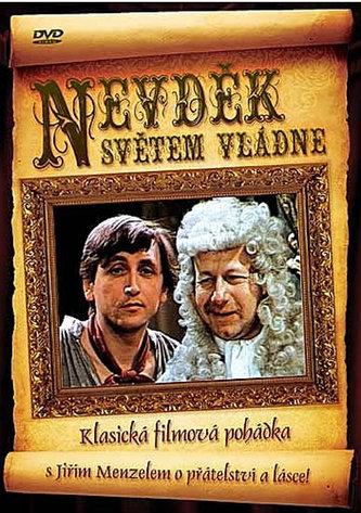 Nevděk světem vládne - DVD