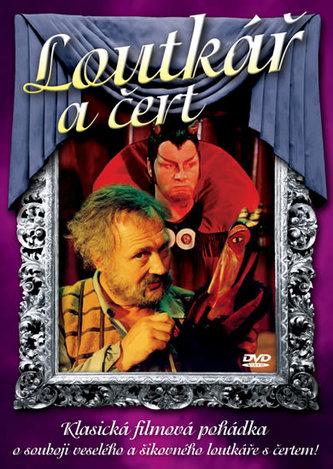 Loutkář a čert - DVD
