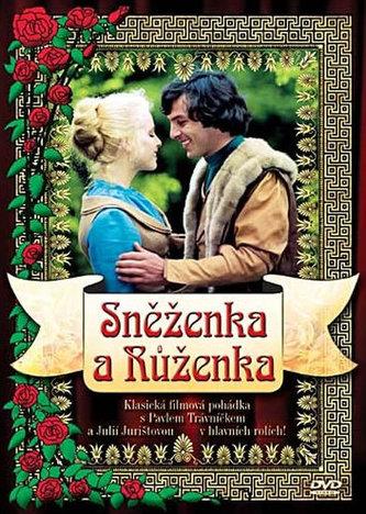 Sněženka a Růženka - DVD