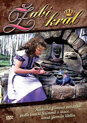 Žabí král - DVD