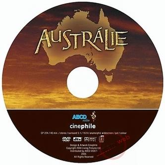 Austrálie - Země za hranicemi času - DVD
