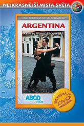 Argentina - Nejkrásnější místa světa - DVD