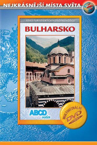 Bulharsko - Nejkrásnější místa světa - DVD